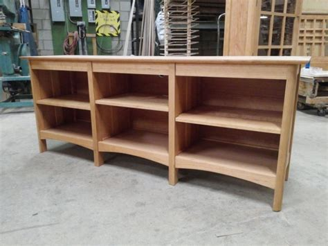 Bookcase Console by Console Bookcase