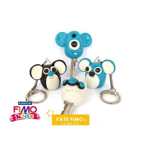 Fimo Meme - kit de modelage fimo enfant porte clefs les envahisseurs 224 faire perles co