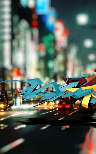 Graffiti Abstract Wallpapers Tablet Mobile Widescreen