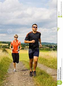 Jogging People 2 Stock Images - Image: 5681184