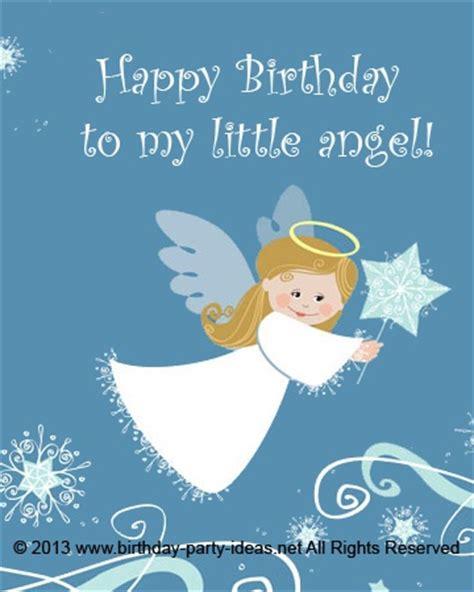 Boy Angel Birthday Quotes Quotesgram