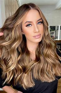 Gorgeous, Hair, Colour, Trends, For, 2021, Sandy, Blonde, On, Brown