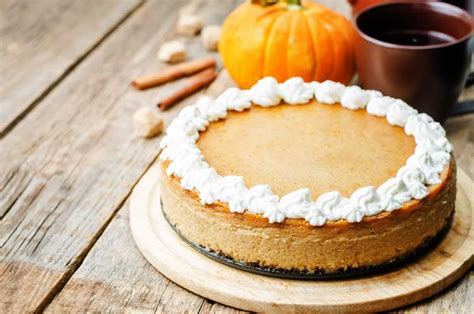 To make the debut better, we'll be donating $1 to feeding america for every slice of cheesecake (of any flavor!) sold on july 30. Pumpkin Cheesecake - A Cheesecake Factory Menu Favorite
