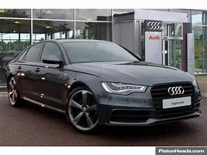 2018 Audi A6 Black Edition Car Photos Catalog 2019
