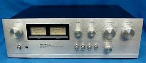Rotel Ra-712 Integrated Amplifier - Rotel Gallery
