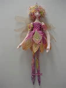 Fairy Cloth Doll Patterns