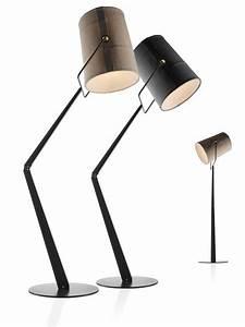 Lampe Sur Pied Design : lampe sur pied design max min ~ Preciouscoupons.com Idées de Décoration