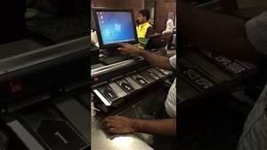New Cash Register Machine in Malaysia! - YouTube
