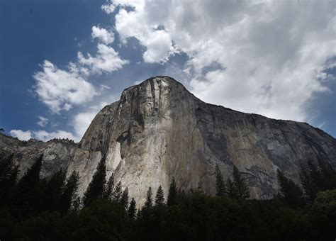 Two Dead After Fall From Yosemite Taft Point Overlook Time