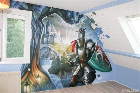 chambre chevalier deco