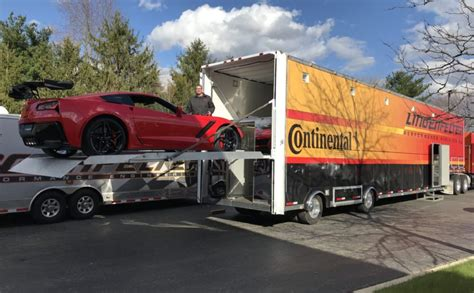 Lingenfelter Performance Engineering Show Truck ...