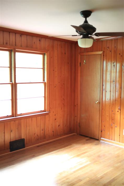 kitchen flooring ideas photos the wood panelling room before and in progess all
