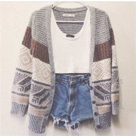 Hipster Outfits Tumblr | ... tumblr clothes hipster style cardigan winter cosy winter comfy ...