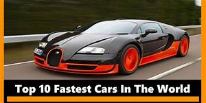 Fastest Cars Top 10 Sports Cars Top Ten Cars | Male Models ...