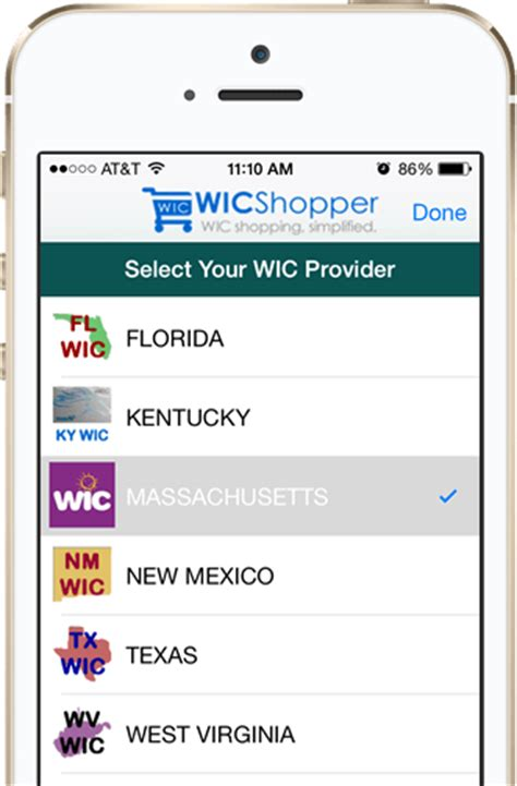 wic phone number wic smartphone application