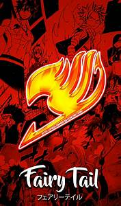 Fairy Tail Wallpapers Mobile : Fairy Tail by Fadil089665 ...