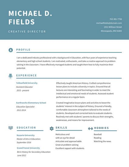 Resume Header Template by Techie Web Developer Resume Templates By Canva