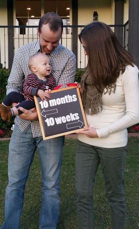 unique pregnancy announcement ideas