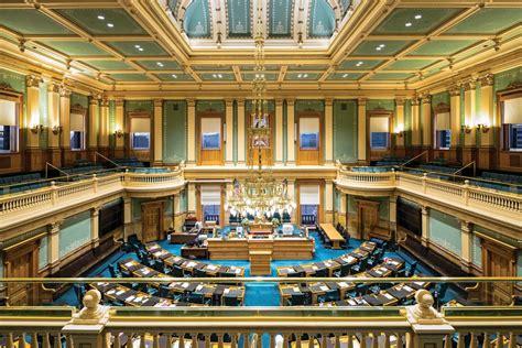 The Restoration of Colorado House and Senate Colorado