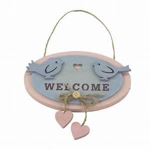 Online Shop Deko : jetzt kaufen deko h nger aus holz welcome schild 1 st ck der daro deko online shop deko aus ~ Orissabook.com Haus und Dekorationen