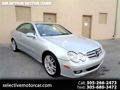From the cars.com expert editorial team. Used 2009 Mercedes-Benz CLK-Class 2dr Cpe 3.5L for Sale in ...