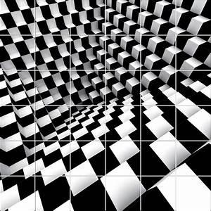 Damier Noir Et Blanc : carrelage damier ~ Dallasstarsshop.com Idées de Décoration