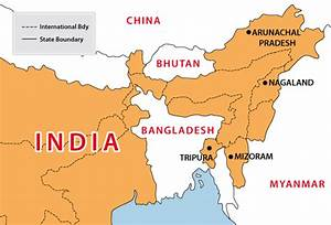 India Challenges China with Border Road - India Briefing News