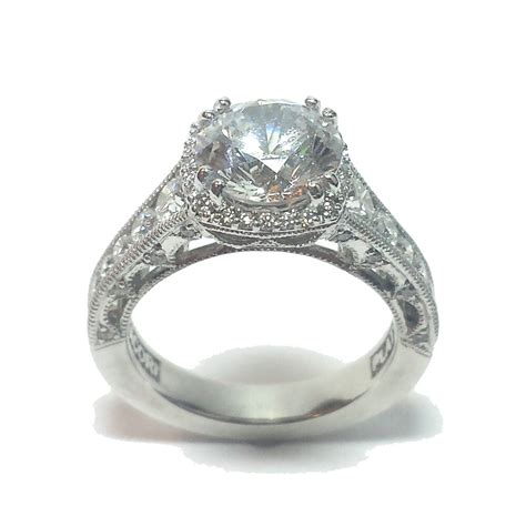 tacori engagement ring pre owned ebay