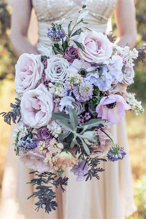 swoon worthy shades  lavender wedding ideas