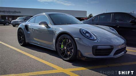 fashion grey porsche turbo s spotted 991 porsche 911 turbo s