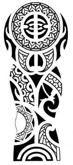 49 Maori Tattoo Ideen - die wichtigsten Symbole und ihre Bedeutung | Tattoo Ideen | Pinterest