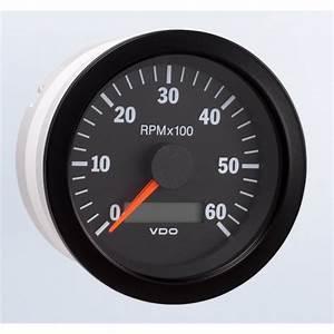 Vdo Tachometer 6 000rpm