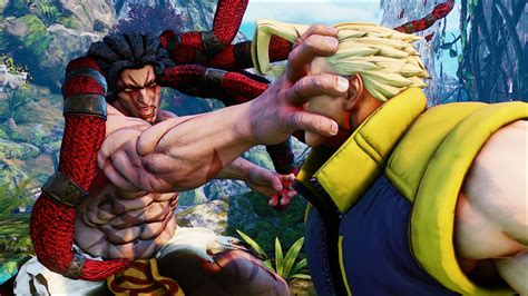 Incredible 1080p Sceenshots Of Street Fighter V's New