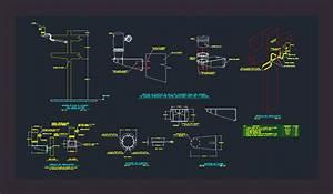 Cctv Installation Details DWG Detail for AutoCAD • Designs CAD