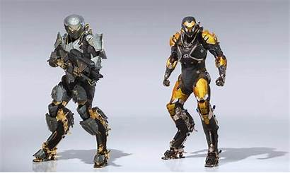 Anthem Ranger Javelin Commando Javelins Hra Gear