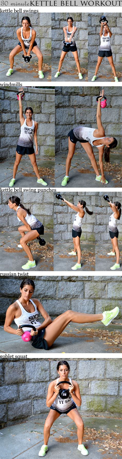 workout minute kettlebell kettle bell exercises workouts swing swings kettlebells routine training fitness pumps iron russian minutes weight loss