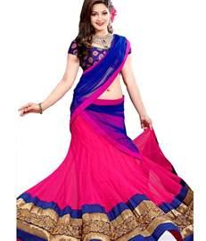plain wedding dresses lehenga choli saree designs blouse designs 2014 style