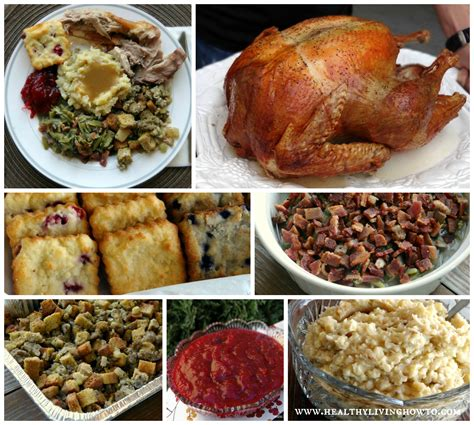 typical thanksgiving dinner healthy thanksgiving 2012 recipe round up healthy living how to