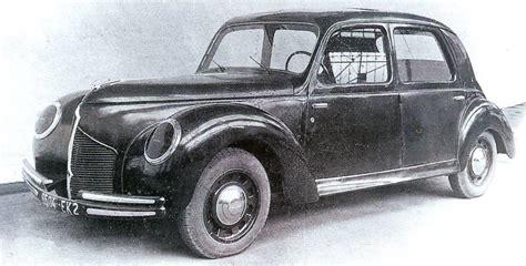 Prototype Cv by Car Style Critic Peugeot S 1940 10 Cv Prototype