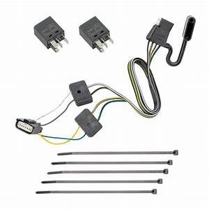 Trailer Wiring Harness Kit For 18