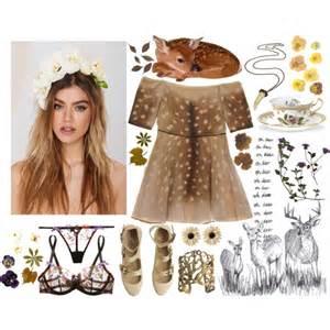 designer stud earrings my dear deer polyvore