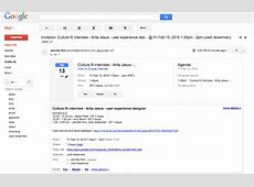 How do I schedule an interview? G Suite – Lever Support