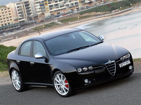 Alfa Romeo 159 by 2007 Alfa Romeo 159 Photos Informations Articles