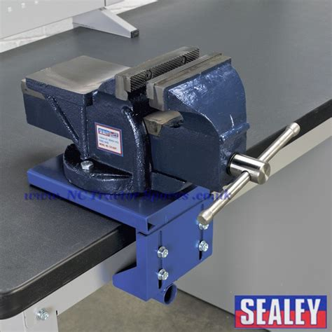 vice mounting plate  api series workbenches