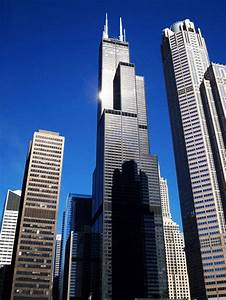 Willis tower sears tower charming how many floors is the for How many floors are in the sears tower