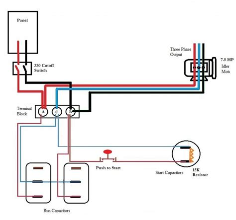 Rotary Phase Converter Help Troubleshooting Page