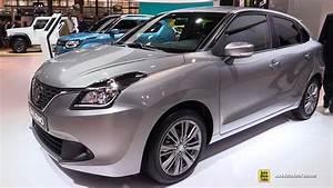 2019 Suzuki Baleno Hybrid - Exterior And Interior Walkaround - 2018 Paris Motor Show