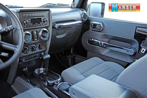 interior design jeep wrangler jk  doors automatic gearbox