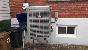 Heat Pump Coleman Lx Model Thjf24s41s3a  Made By York In 2016