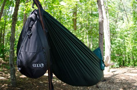 Pack Hammock by Eno Possum Pocket Adjustable Outdoor Cing Hammock Pouch